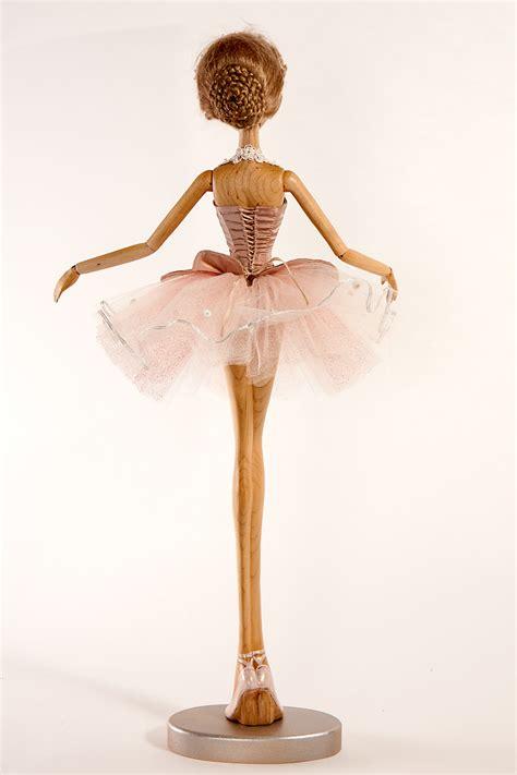 dolls art dolls flamingo ballerina    ballet