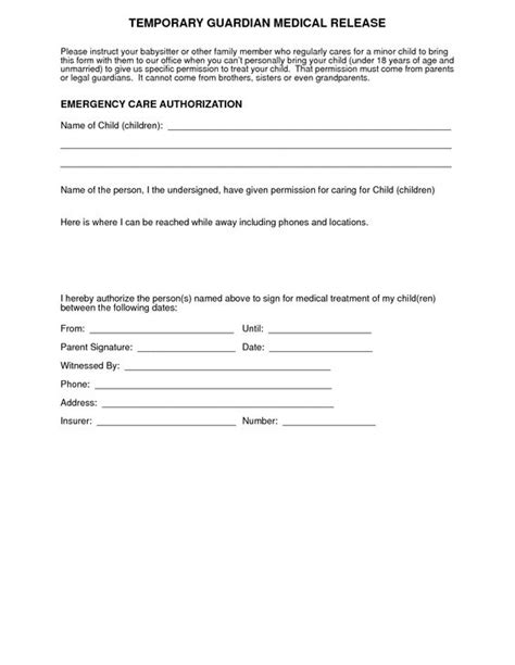 sle medical consent form for grandparents medical grandparent photo and grandparents on pinterest