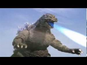 Godzilla VS. Mechagodzilla - YouTube