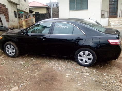 toyota foreign car foreign used tokunbo toyota camry mussle year 2009 auto