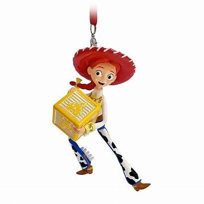 Jessie Toy Story Ornament Disney Figural Figurine