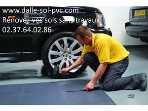 Resine Sol Garage : r sine sol garage de dalle sol pvc com une activit ~ Dode.kayakingforconservation.com Idées de Décoration