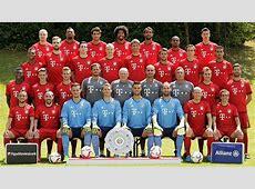 FC Bayern München Bundesliga 1516 FuPa