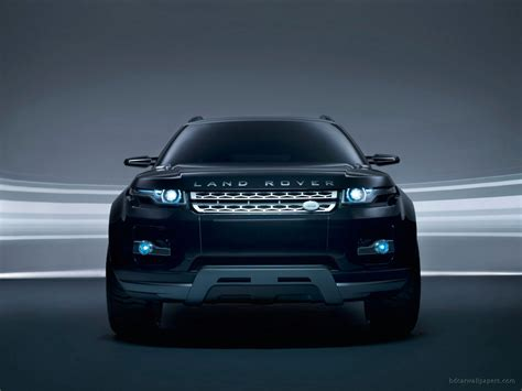 Land Rover Lrx Concept Black 3 Wallpaper