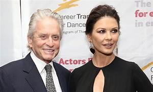 Catherine Zeta-Jones & Michael Douglas enjoy date night ...