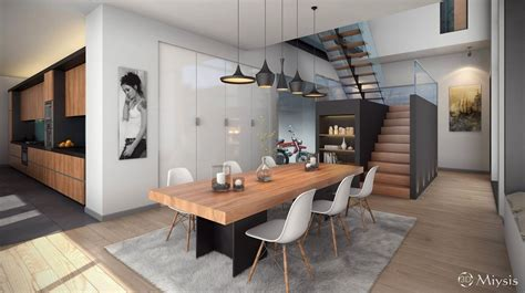 dep en cuisine cool dining room design for stylish entertaining
