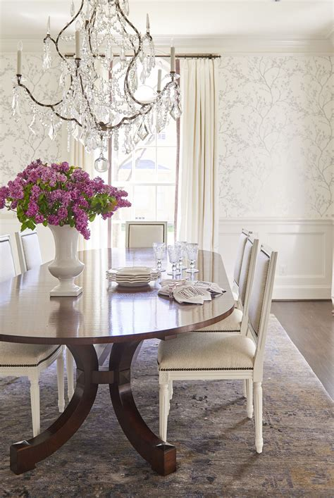 Colorful Colonial Transitional Style by Colorful Colonial With Transitional Style Dining Room