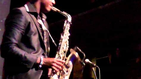 Eric Darius Night On The Town Live At Anthology