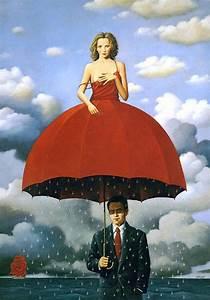 Surrealism and Visionary art: Rafał Olbiński