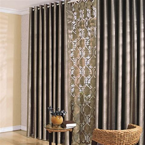 5 kinds of blackout curtains