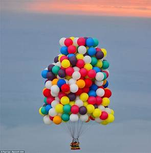 Jonathan Trappe  It Manager Aborts Attempt To Cross Atlantic Using Helium Balloons Just 12 Hours
