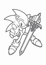 Sonic Coloring Blade Hedgehog Pages Running Play Library Clipart Popular 56kb 851px sketch template