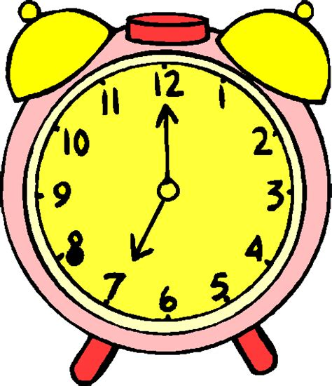 Clipart Time by Ticking Clock Clipart 101 Clip