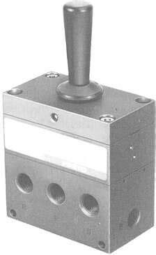 Buy Toggle lever valve H online   Festo USA