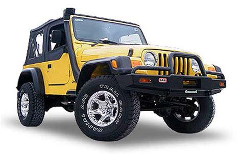 Jeep Tj Wrangler Snorkel Kit