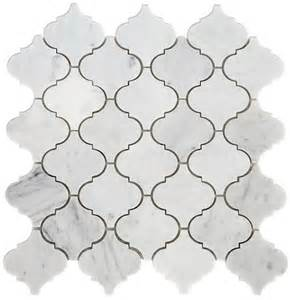 4x12 Subway Tile Daltile by 16 95 Carrara Carrera Venato Polished Arabesque Marble