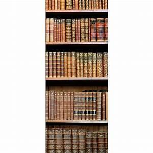 Papier Peint Art Deco : papier peint porte d co biblioth que art d co stickers ~ Dailycaller-alerts.com Idées de Décoration