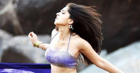 anushka navel show stillsanushka shetty hot  sexy