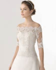 wedding dress 3 4 sleeve dressybridal wedding dresses with lace sleeves and illusion neckline