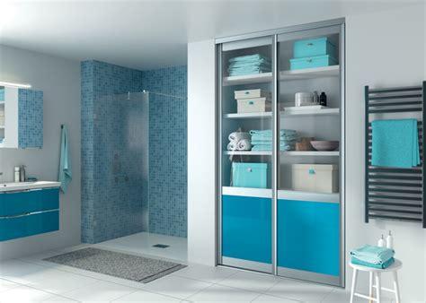 porte coulissante meuble cuisine des rangements fonctionnels dans votre salle de bain