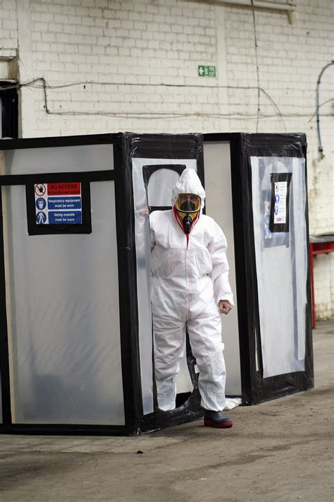 asbestos removal project northern insulation northern