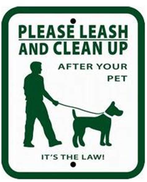 dog signs pet signs pet waste signs dog waste signs
