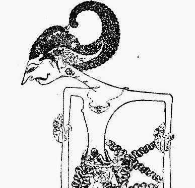 biografi  cerita karakter wayang arjuna tokoh wayang