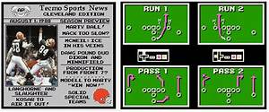 tecmo bowl teams rosters player rating attributes