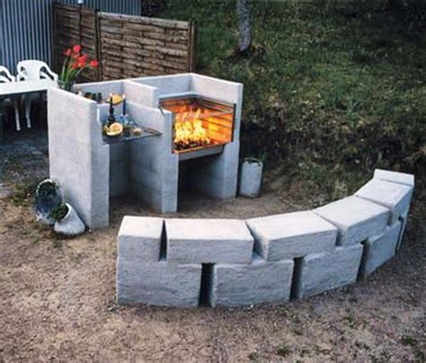 bbq grill ideas cool diy backyard brick barbecue ideas amazing diy interior home design