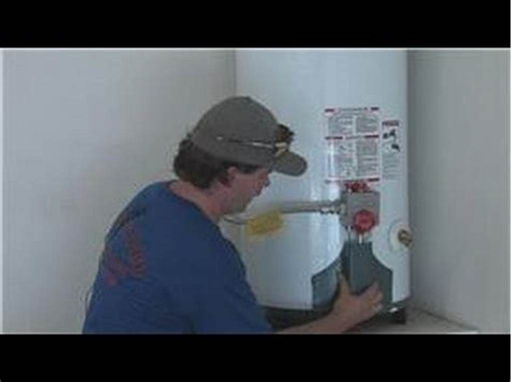 #Hot #Water #Heaters #How #To #Troubleshoot #The #Pilot #In #A #Hot