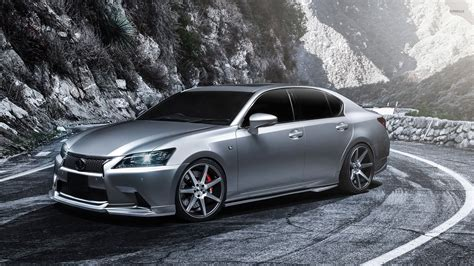 2013 Lexus Gs 350 F Sport [2] Wallpaper