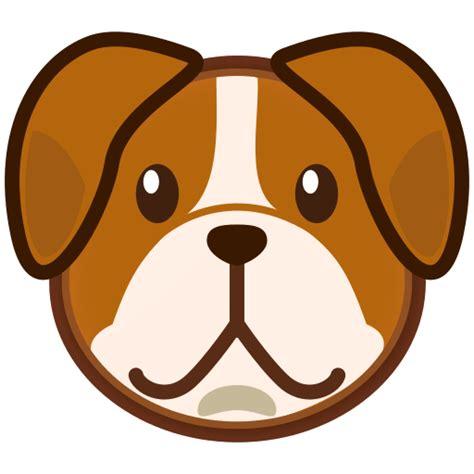 dog face emoji  facebook email sms id