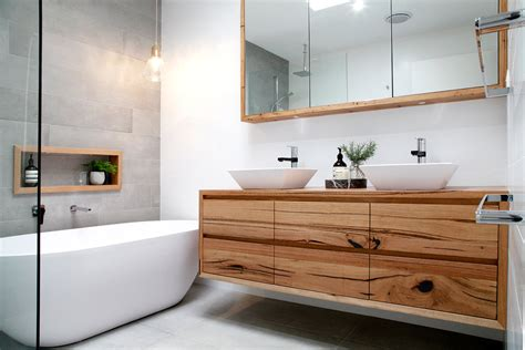 timber tiles bathroom recycled timber furniture design 14772