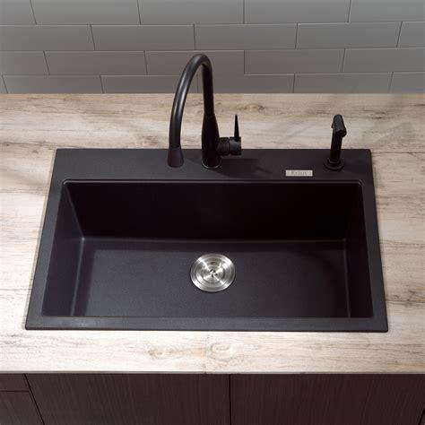granite composite farm sink kitchen dining excellent granite composite sink for