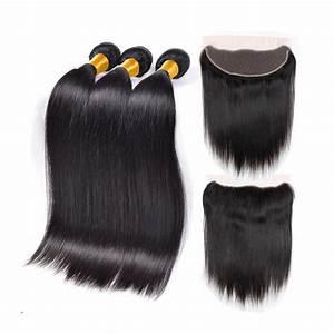 Hair Length Chart In Stock Brazilian Silk Straight Human Hair Weaves