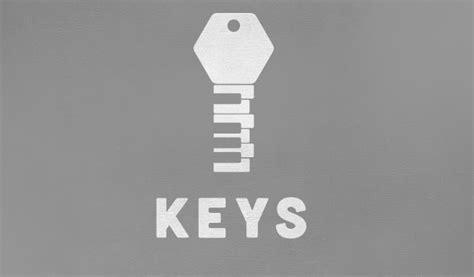 key logo designs ideas examples design trends