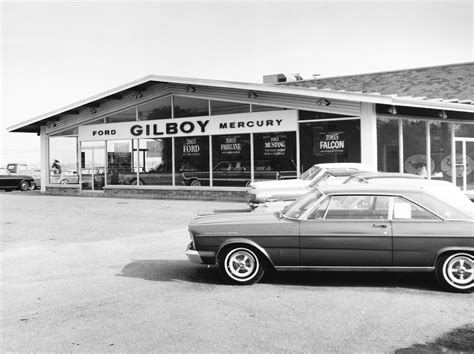Spotto '65 Galaxie At Gilboy Ford Mercury, Allentown, Pa