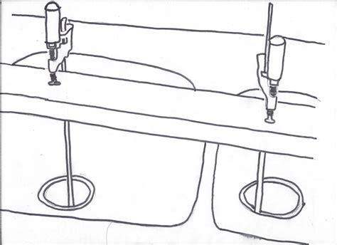 extra long kitchen sink installation clips undermount sink clips for granite home depot undermount