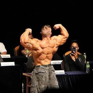 Flex Lewis Back Has Packs  U2013 Fitness Volt Bodybuilding  U0026 Fitness Magazine