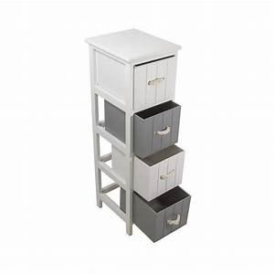 Meuble 20 Cm Largeur : petit meuble de rangement mid plateforme de distribution ~ Dode.kayakingforconservation.com Idées de Décoration
