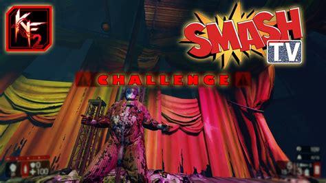 killing floor 2 tragic kingdom killing floor 2 smash tv challenge the tragic kingdom hoe solo w hans youtube