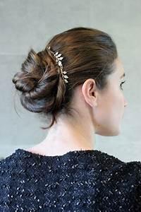 Bijoux Pour Cheveux : bijoux chignon ~ Melissatoandfro.com Idées de Décoration