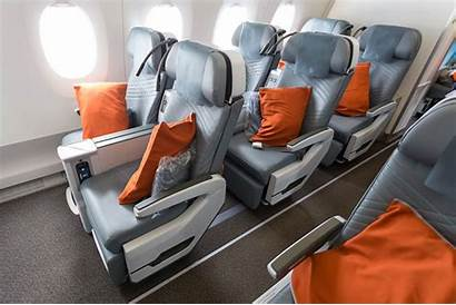 Economy Singapore Airlines Premium A350 Class Fly