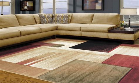 Living Room With Burgundy Rug by European Dining Room Furniture Traditional Living Rooms