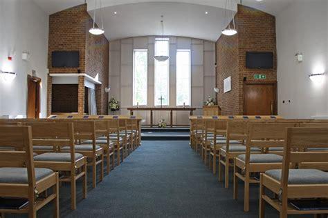 chesterfield crematorium treske church furniture