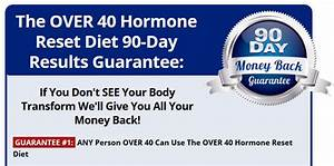 The Over-40 Hormone Reset Diet Review