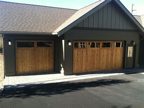 Garage Door by Custom Made Garage Doors By Central Oregon Garage Door In