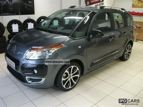 citroen  picasso selection  hdi  egs automatic