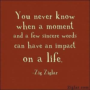 Quotes About Impacting Others Lives. QuotesGram