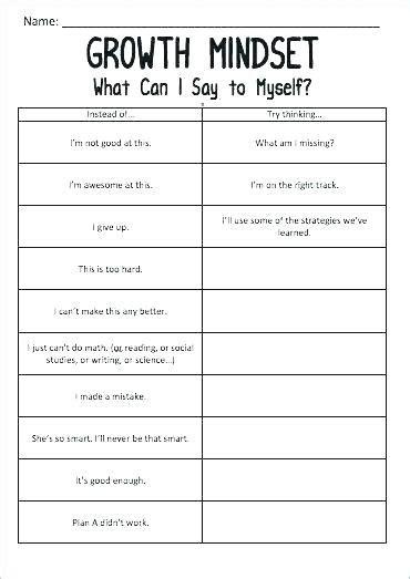 printable  esteem worksheets  social work